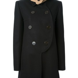 CARVEN - double-breasted coat