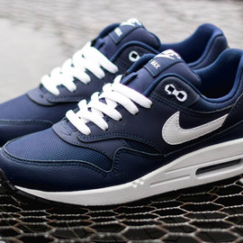 NIKE - AIR MAX 1 GS - MIDNIGHT NAVY