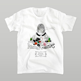 pipopa Design - Rachael VS Monsters  Tシャツ