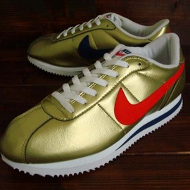 NIKE - LEATHER CORTEZ