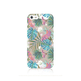 casesbycsera - iPhone 6 Case Clear Tropical iPhone 6 Case Tropical iPhone 5 Case iPhone 6 Case Floral Summer