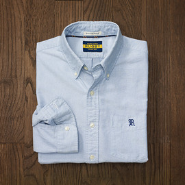 RUGBY RALPH LAUREN - University Oxford Shirt