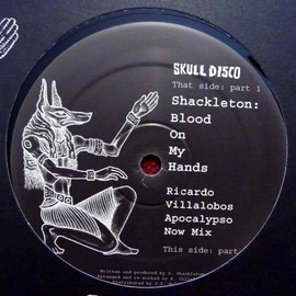 Shackleton - Blood On My Hands (Ricardo Villalobos Apocalypso Now Mix)