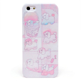 ancco - ancco iPhone case ドッグラン