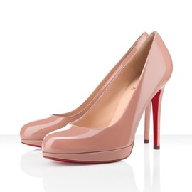 Christian Louboutin - New Simple Pump 120mm