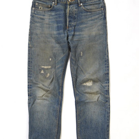 A.P.C. - Damage Denim