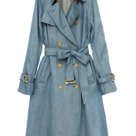 LE CIEL BLEU - TRENCH COAT