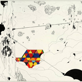 Ernesto Caivano - Suspension of Elements (A Kind of Reassembly)