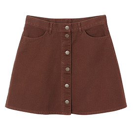 MONKI - Mary twill skirt