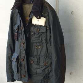TOKITO×BARBOUR - Spey Fishing Jacket
