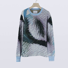 HATRA - Syn Feather Sweater / HALCYON