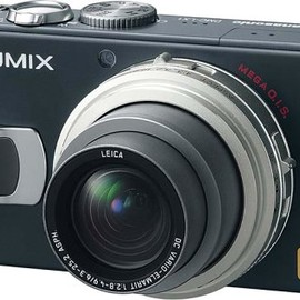 Panasonic - LUMIX DMC-LX1