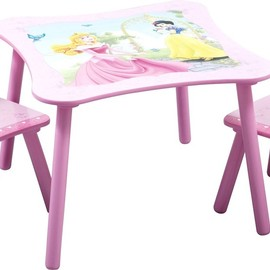 Delta Disney Princess Table and Chair Set