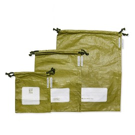 STUSSY Livin' GENERAL STORE - GS Utility Tyvek Pouch Set