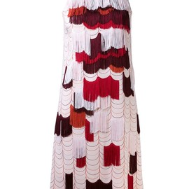 BOTTEGA VENETA - Gatsby fringed dress