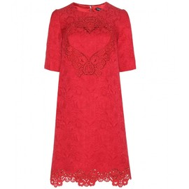 DOLCE&GABBANA - Brocade dress