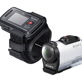 SONY - HDR-AZ1 Action Cam Mini