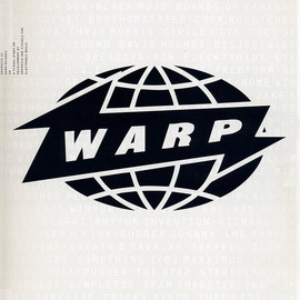 アイデア No.313 WARP RECORDS  - アイデア No.313 WARP RECORDS