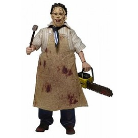 Neca - Neca Texas Chainsaw Massacre 8 inch Clothed Figure - Leatherface