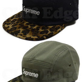 Supreme - SAFARI CAMP CAP