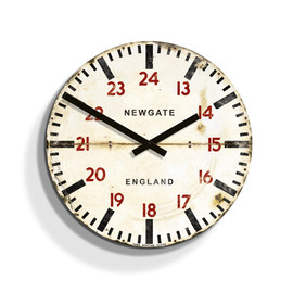 Newgate Clocks - Tube Station Wall Clock