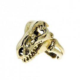 NATURAL HISTORY MUSEUM uk - T. rex skull ring