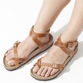 Birkenstock - YARA NL Antique Brown