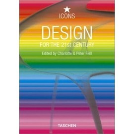 "TASCHEN - ★ICONS ""DESIGN FOR THE 21ST CENTURY"""