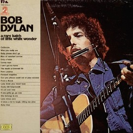Bob Dylan - A Rare Batch Of Little White Wonder
