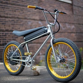 ZOOZ - One 1500 Electric BMX Bike