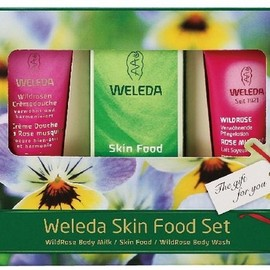WELEDA - Skin food set