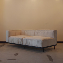 HEATH SIGLE ARM SOFA