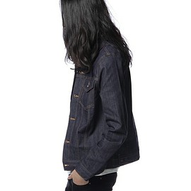 DISCOVERED - COMPLETE LINE DENIME JACKET Gジャン