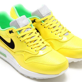 Nike - Air Max 1 FB   Vibrant Yellow