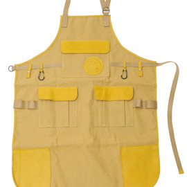 and wander - GSL canvas apron