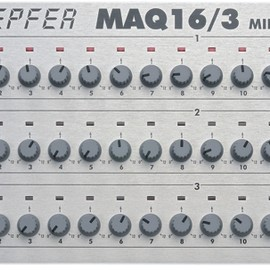 DOEPFER - MAQ16/3 MIDI Analog Sequencer