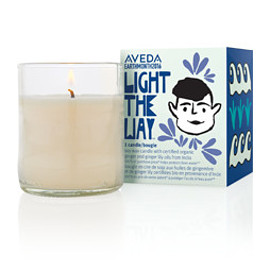 aveda - light the way™ candle 2016