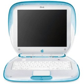 Apple - iBook Blueberry
