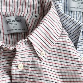 GITMAN BROS. FOR INVENTORY ITEMS - TATTERSALL BD SHIRT