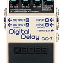Roland - BOSS Digital Delay DD-7