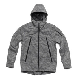 Reigning CHamp - Alpine Heather Parka - Alpine Black