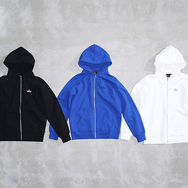 Supreme, UNDERCOVER - Generation Fuck You Zip Up Sweat