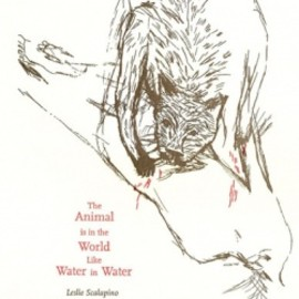Kiki Smith - The Animal Is in the World Like Water in Water