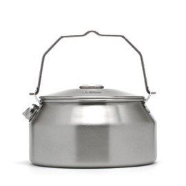 GSI - GLACIER STAINLESS KETTLE