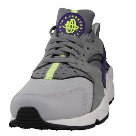 Nike, Footlocker (EU) - Air Huarache - Wolf Grey/Purple/Volt