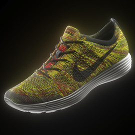 "Nike - HTM Flyknit Collection ""Multicolor Yellow"""