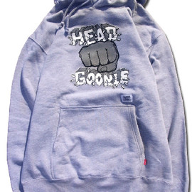 HEADGOONIE - HEADGOONIE x END PUNCH! HOODY SWEAT