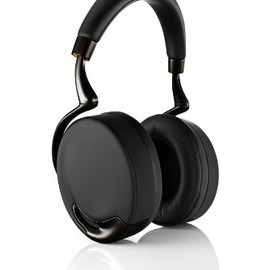 Parrot - ZIK Wireless headphones BLACK GOLD