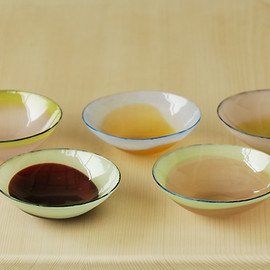 Higashiya - Small Glass Plates