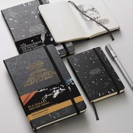 MOLESKINE - STAR WARS